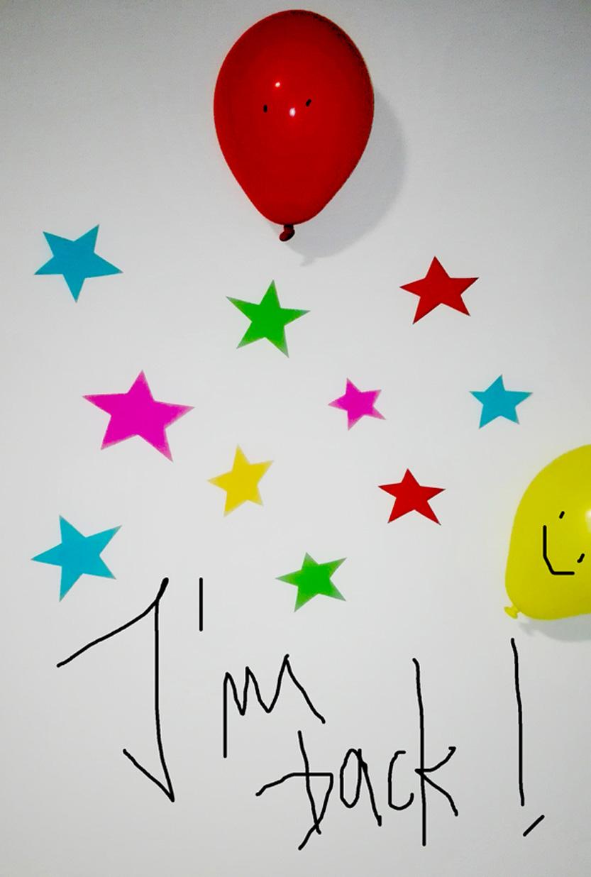 Još uvijek sam tu!:)